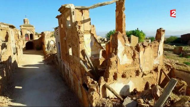 Feuilleton : Belchite, village fantôme et mémoire de la guerre civile espagnole