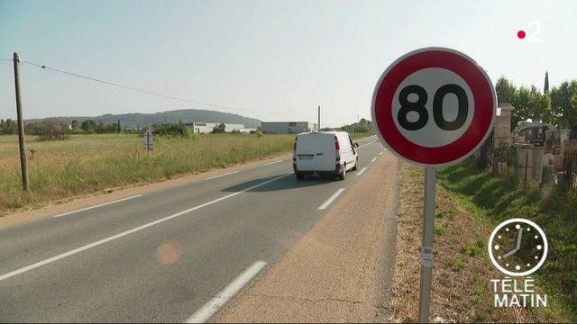 80 km/h : vers un recul du gouvernement ?