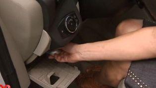 Des assurances obligent leurs clients à installer un mouchard dans leur voiture. (CAPTURE D'ÉCRAN FRANCE 2)