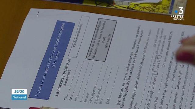 Confinement : en Polynésie, les amendes peuvent être transformées en dons