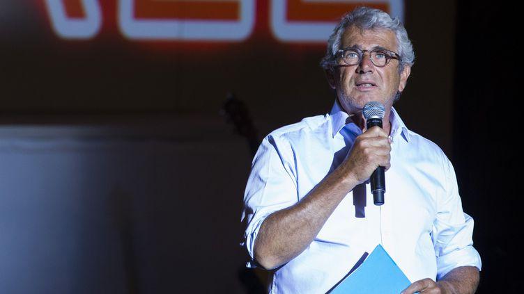 Michel Boujenah lors de la 32e édition du Festival de Ramatuelle  (CBRUNEAU/FESTIVALRAMATUEL/SIPA)