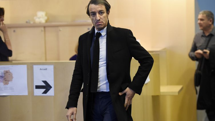 Karim Achaoui, en février 2016. (LIONEL BONAVENTURE / AFP)