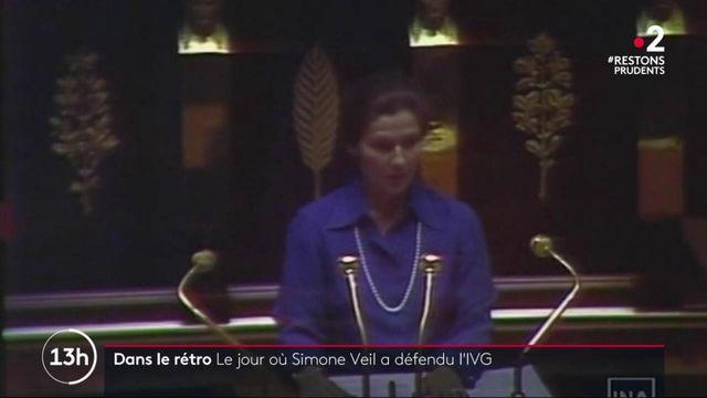 Le 26 novembre 1974, Simone Veil présentait son projet de loi sur l'IVG