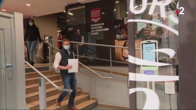 Couvre-feu : les supermarchés se réorganisent