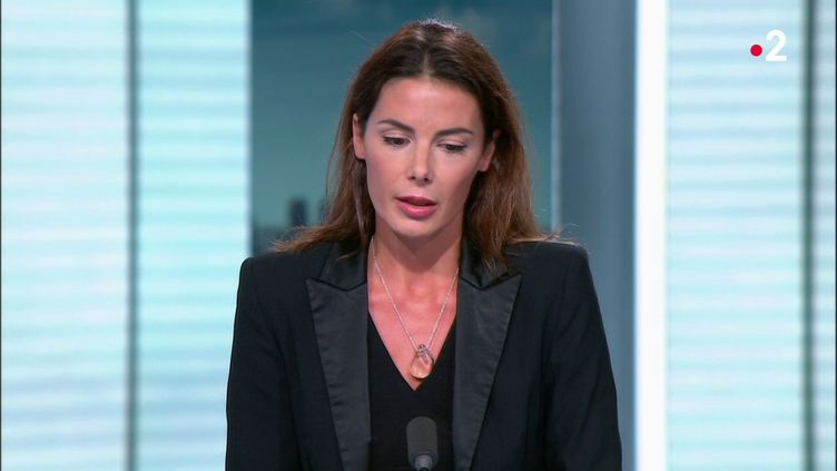 La psychologueMarie-Estelle Dupont, le 17 octobre 2020. (FRANCE 2)