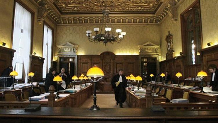 Le CSM est un organe constitutionnel indépendant chargé de la carrière et de la discipline des magistrats. (AFP - Joël Robine)