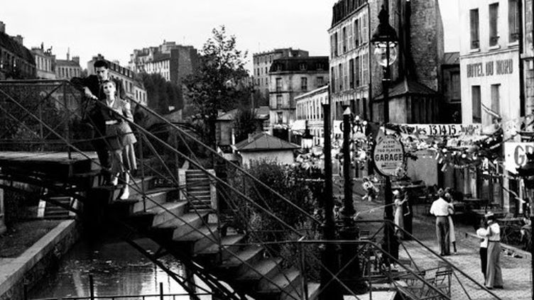 "Ciné-balade ""Gares et Canal"". (CINE-BALADE)"