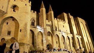 Avignon : le Palais des Papes  (ANNE-CHRISTINE POUJOULAT / AFP)