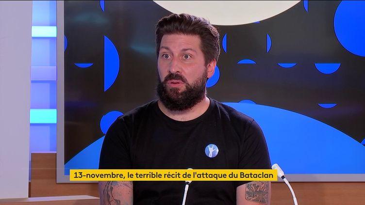 Olivier Laplaud (FRANCEINFO)