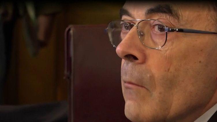 Le cardinal Barbarin comparaît devant la cour d'appel de Lyon (Rhône) jeudi 28 novembre. Il avait été condamné à six mois de prison avec sursis en première instance pour non-dénonciation d'agressions sexuelles. (FRANCE 2)
