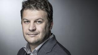 Guillaume Musso sort, ce mardi 2 avril, son 16e roman. (JOEL SAGET / AFP)