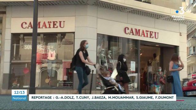 Camaïeu: près de 4 000 emplois menacés