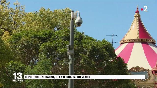 Var : une caméra équipée d'un haut-parleur pour lutter contre les incivilités