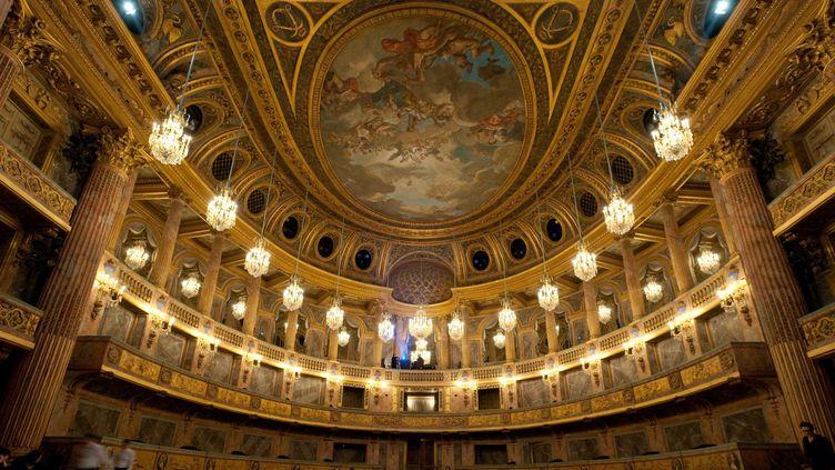 Opéra royal de Versailles  ( STEVENS FREDERIC/SIPA)