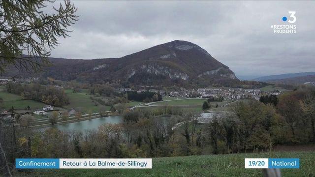 Confinement : retour à Balme-de-Sillingy, premier cluster de France