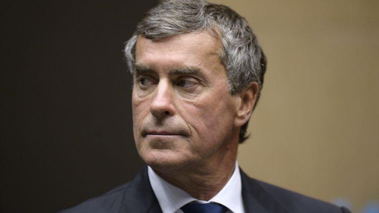 L'ancien ministre du Budget Jérôme Cahuzac, ici à l'Assemblée nationale le 23 juillet 2013. (MARTIN BUREAU / AFP)