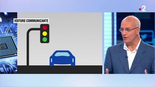 Automobile : comment les voitures connectées vont changer la route des vacances