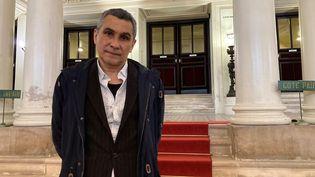 Farid Bentaïeb, directeur du Trident, scène nationale de Cherbourg (SOPHIE JOUVE)