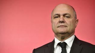 Le ministre de l'Intérieur Bruno Le Roux (ERIC FEFERBERG / AFP)