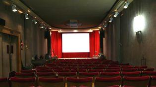 Salle de la Cinémathèque Robert-Lynen, à Paris  (Cinémathèque Robert-Lynen)