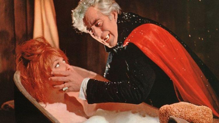 Le bal des vampires de Polanski..  (ARCHIVES DU 7EME ART / PHOTO12)