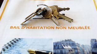 Le dispositif sur l'encadrement des loyers entre en vigueur le 1er août 2015 sur Paris. (PHILIPPE HUGUEN / AFP)