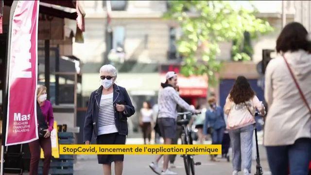 Coronavirus : StopCovid disponible et toujours controversée