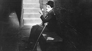 Charlie Chaplin dans les Lumières de la ville (1931)  (Kobal / The Picture Desk)