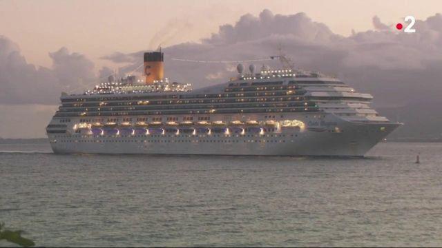 Covid-19 : le témoignage des passagers du Costa Magica, prisonniers du navire au début de l'épidémie