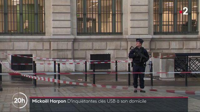 VIDEO. Préfecture de police de Paris : des clés USB contenant des vidéos de propagande de Daech retrouvées au domicile de Mickaël Harpon