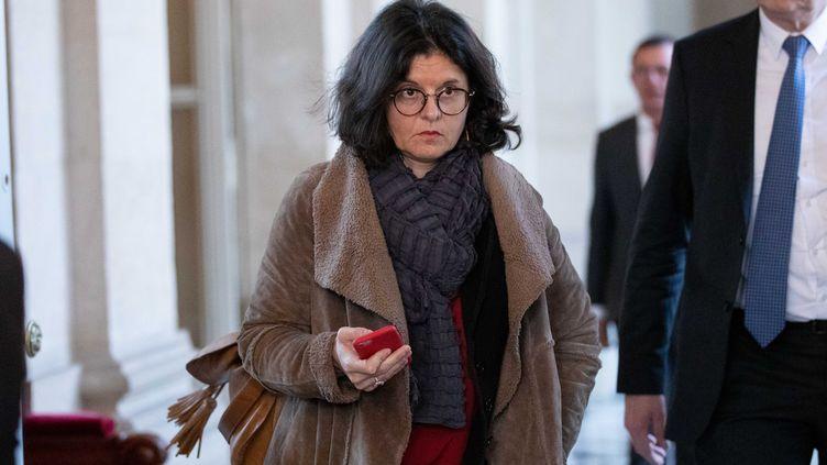 Valerie Oppelt, députée LREM de Loire-Athlantique. (CHRISTOPHE MORIN / MAXPPP)