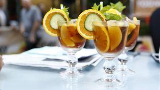 Verres de thé glacé, la boisson désaltérante ! (NBC NEWSWIRE / NBCUNIVERSAL)