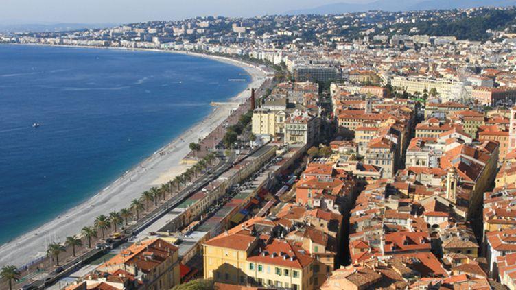 La ville de Nice.  (J.M EMPORTES  / ONLY FRANCE)