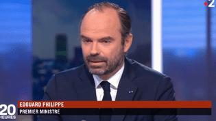 Edouard Philippe 20 Heures (FRANCE 2)
