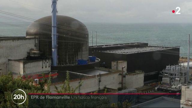 EPR de Flamanville : la facture dérape à nouveau