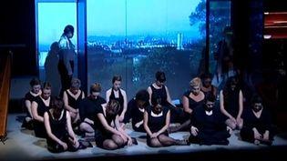 """""""Orphée et Eurydice"""" de Gluck-Berlioz par Pitoiset au TnBA de Bordeaux  (France 3 / Culturebox)"""