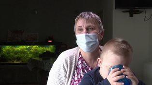 Trisomie 21 : une vie compliquée par le Covid-19 (France 3)