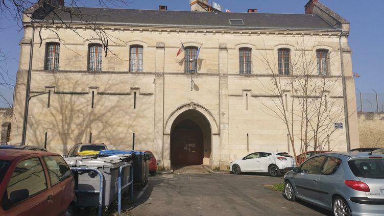 Maison d'arrêt de Périgueux, en mars 2021 (THIBAULT DELMARLE / FRANCE-BLEU PÉRIGORD)