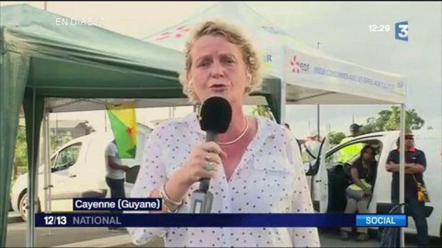 Guyane : une nouvelle vague de mauvaise humeur