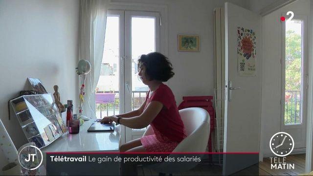 Covid-19: le télétravail profite aussi aux salariés
