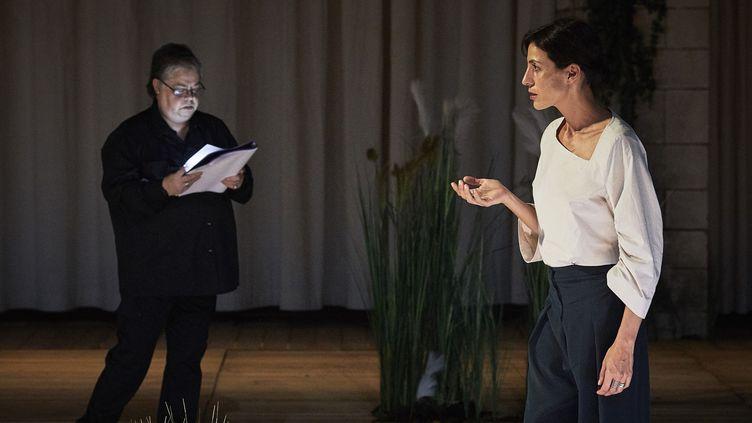 """Sopro"" de Tiago Rodriguez  (Christophe Raynaud de Lage/Festival d'Avignon)"