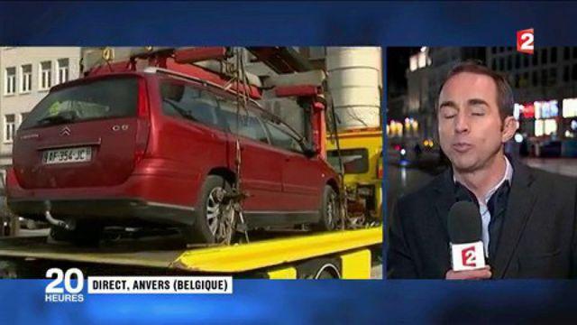 Anvers : le déroulé des faits