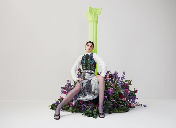Collection capsule Christian Lacroix pour Desigual pour le printemps-été 2020 (Desigual)