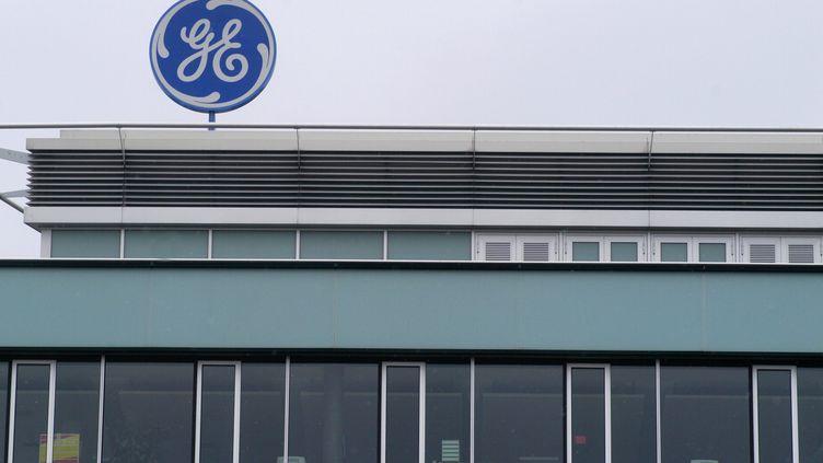L'usineGeneral Electric àFairfield (Connecticut). (MAXPPP)