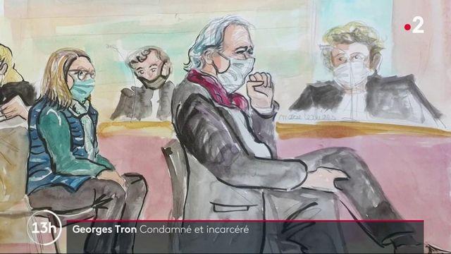 Procès de Georges Tron : le maire de Draveil condamné à cinq ans de prison, dont trois ferme, pour viol et agressions sexuelles