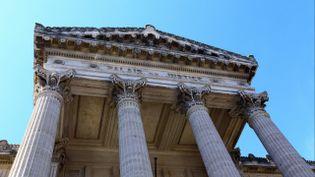 Le palais de justice de Perpignan (Pyrénées-Orientales). (  MAXPPP)