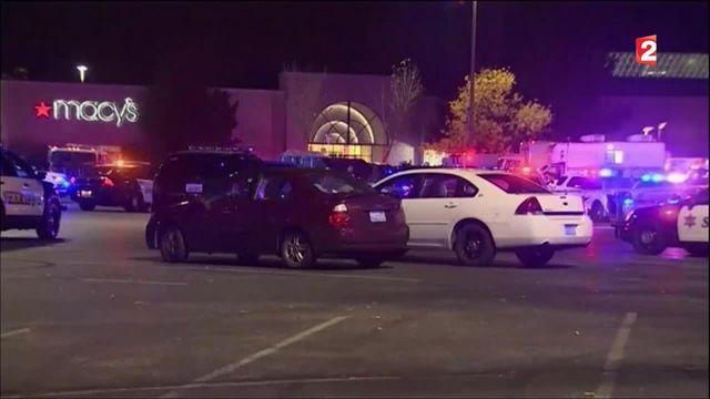 États-Unis : nouvelle fusillade dans un centre commercial