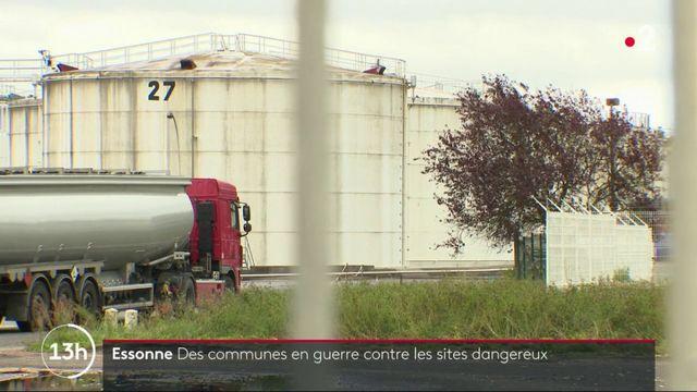 Essonne : des communes demandent la fermeture d'une usine Seveso