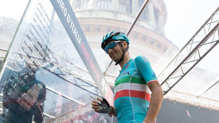 Nibali, vainqueur de la 19e étape du Giro (FABIO AVERNA / NURPHOTO)