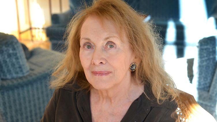 La romancière Annie Ernaux  (Catherine Hélie / Gallimard)